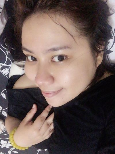 Goodnight Real People Young Women Looking At Camera Frist Time On EyeEm Selfie ✌ Bed Time ♥ Readyforsleep MyRoom Fresh