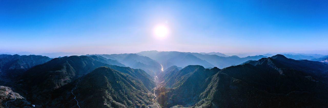 群峰 Sky Scenics