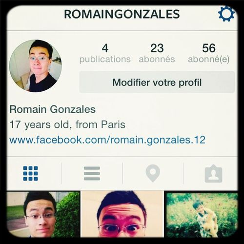 Follow me on Instagram, I'll follow you back ! Instagram Follow Me Follow Back French Boy