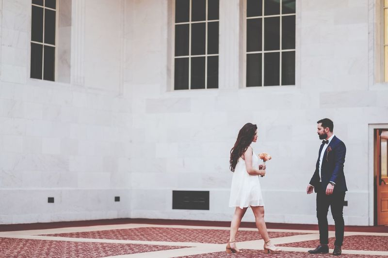 Two People Wedding Wedding Photography First Eyeem Photo