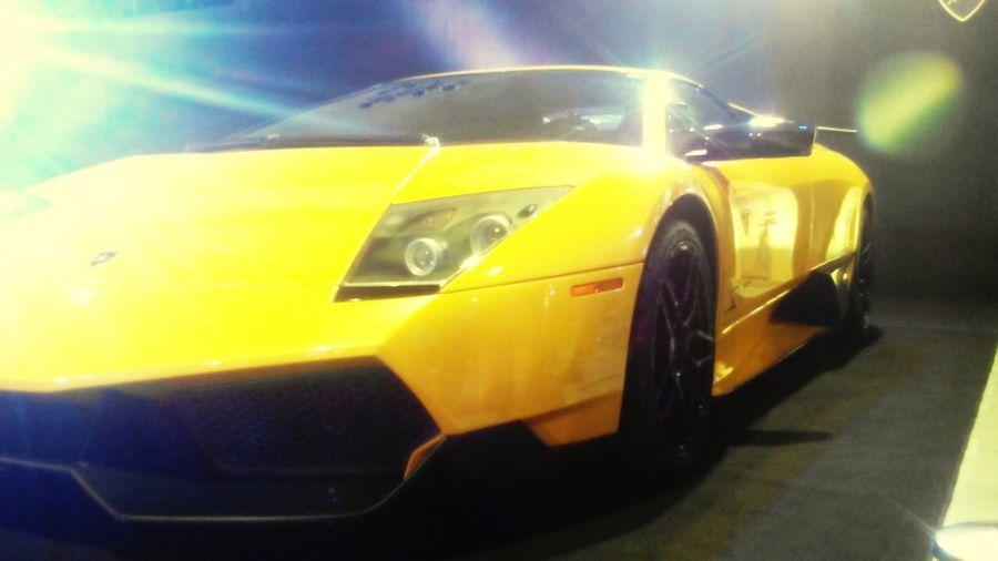 Pgacars Lamborghini Yellow
