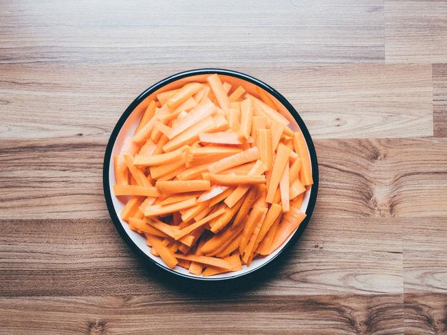 Apple Carrot Coldpressed Fresh Fruit Fruit Salad Topview Vetgetables