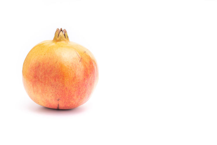 Anticancer Barren Cold Temperature Delicious Drought Resistant Food Fruit Heart Insect Repellent Mature Adult Medicinal Micronutrients Nutrition Pomegranate Pomegranate Seeds Red Red Heart Rich Temperate Zone Tropical Climate Vitamins Water Healthy Eating Food And Drink Cut Out Wellbeing Studio Shot Freshness White Background Single Object Indoors  Copy Space Close-up No People Still Life Apple - Fruit Organic Healthy Lifestyle Ripe