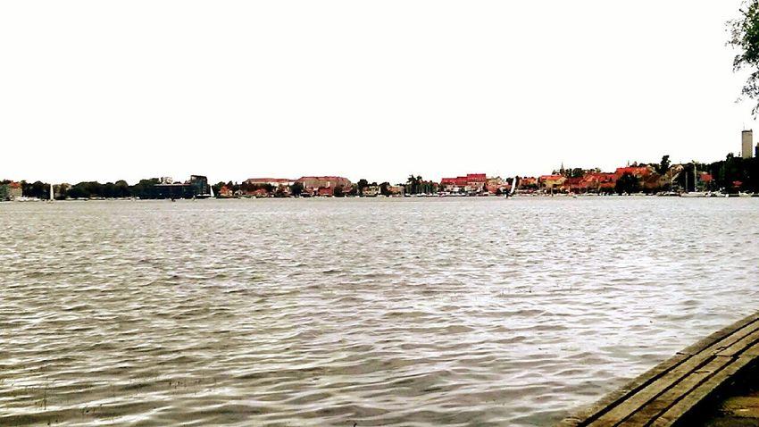Lake Mikołajki Mazury Poland Polska Jezioro