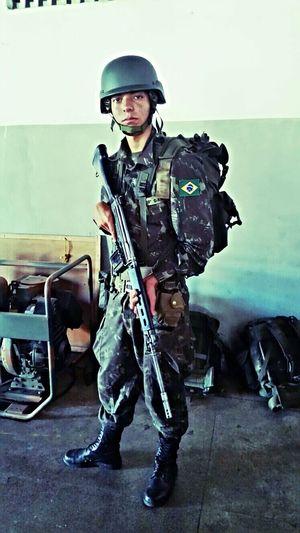 Essa é minha vida Its my life Military Life Exercitobrasileiro Brasil ♥ Quartel General Patriaamadabrasil Life