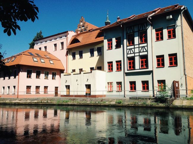 Riverside Houses Poland