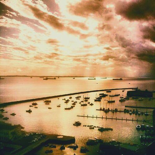 Bahia De Todos Os Santos Salvador Brazil Bahia
