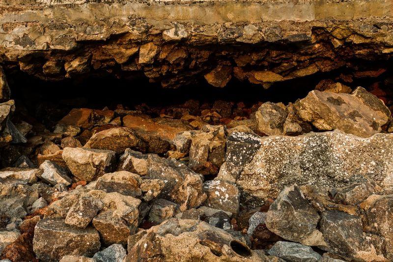 Rumbled Rock -