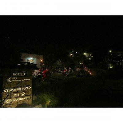 Outdoor Dinner at Kampunglumbung Kotabatu INDONESIA PwC Lenovotography Photooftheday Pocketphotography Photostory Lzybstrd
