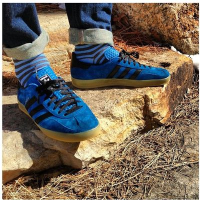 Adidasgazelle Adidasgazelleindoor Gazelleindoor Ifuckinglovegazelle Ingazellewetrust Adidas1972 Adidasoriginals AdidasLover❤ Adidas 4 Life