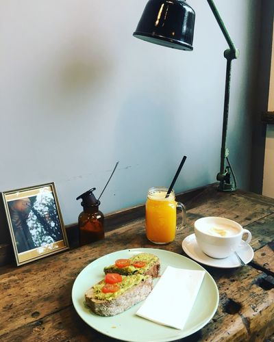Healthy Food Healthy Eating Indoors  Style Design Hipster Style Breakfast Ready-to-eat Food No People