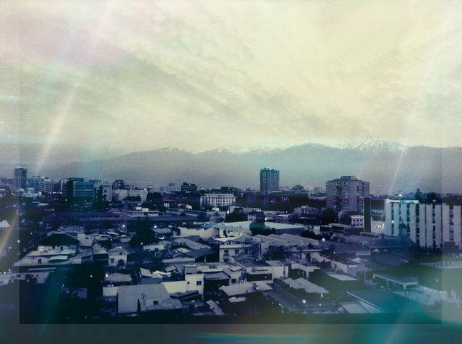 Santiago City Chile Uss
