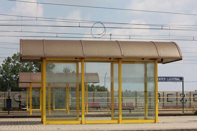 EyeEm Selects Antwerp Antwerp, Belgium Luchtbal NMBS Station Platform