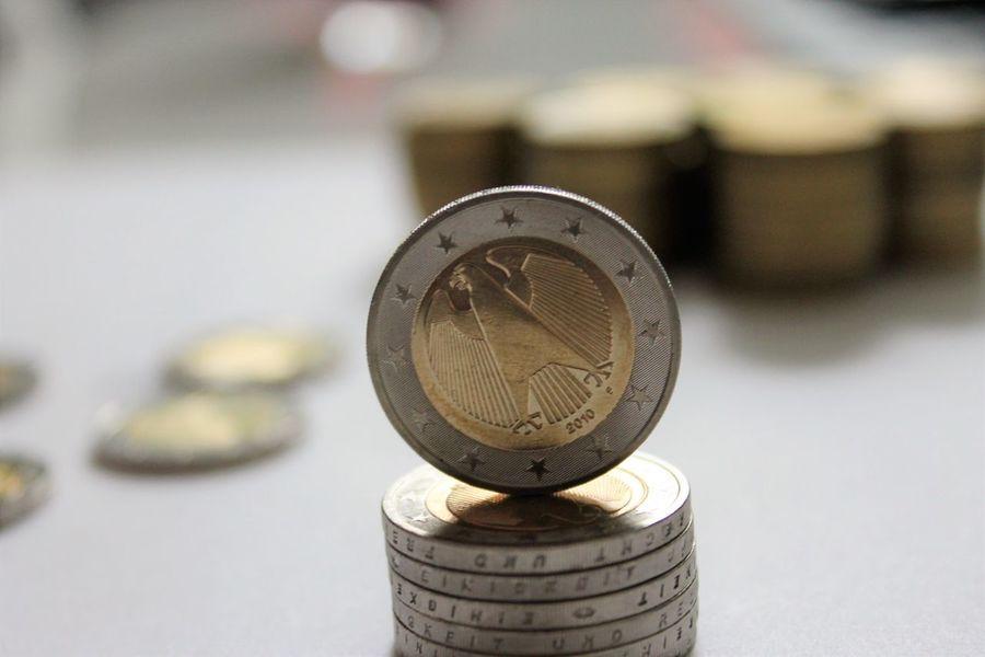 Euro Coins 2 Euro Coin Coin Coins Currency Euromünzen Geld Money Münzenberg MünzenMünzenberg Währung