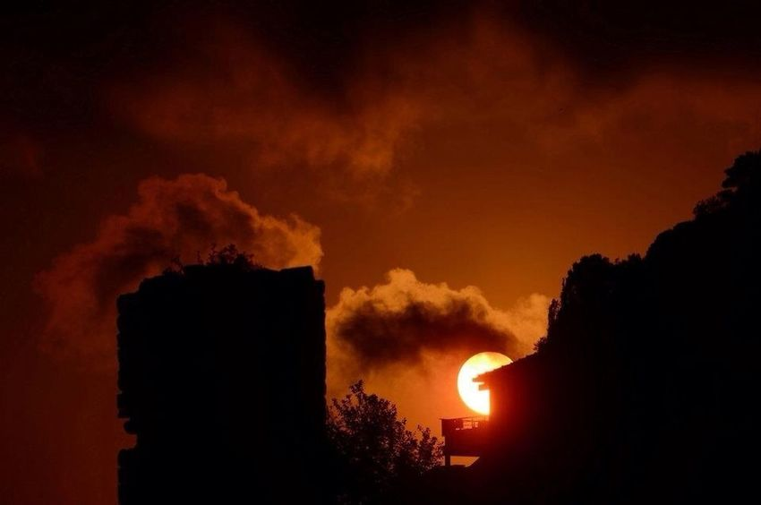 Balkonumdaki güneş ☀