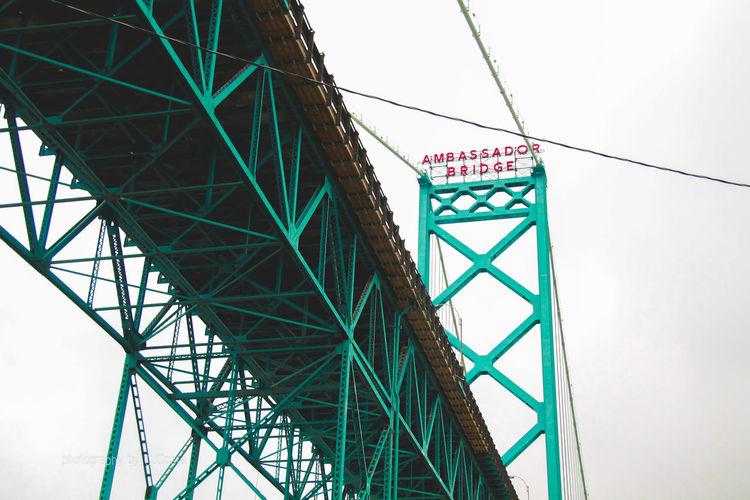 Divide Ambassador Bridge