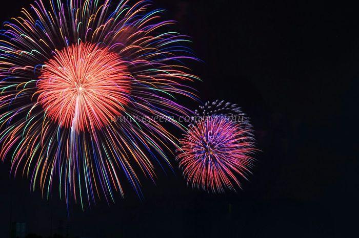 Fireworks 25 Days Of Summer Tokyo Summer