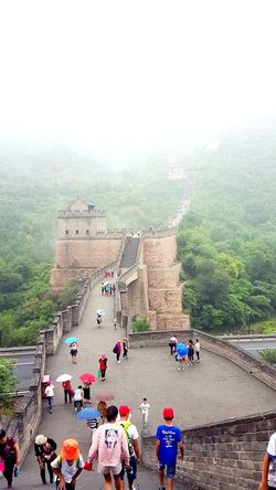 Travel Destinations Great Wall Of China Thankful My BucketList Of Places We've Been Too!