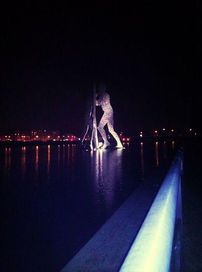 Art At Night