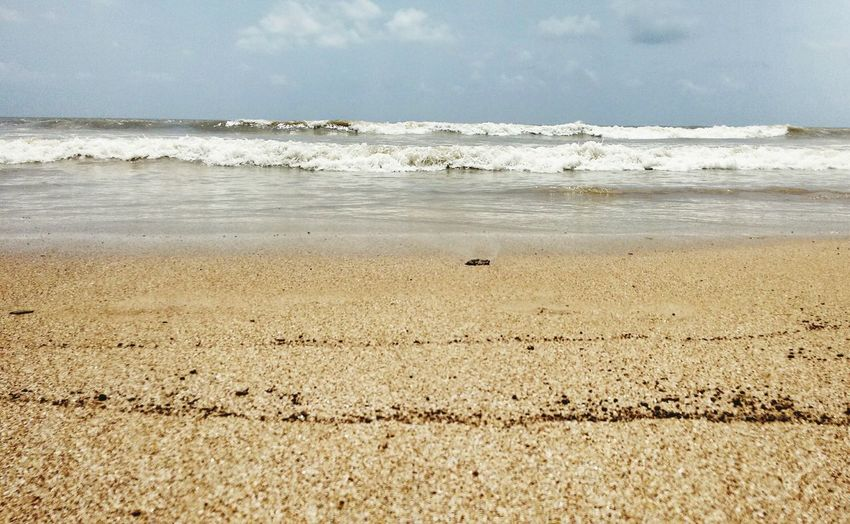 Beachphotography Beachday PerfectClick Relaxing Sea Waves Waves Crashing Peaceful Place Peaceful Sound Evening Scene