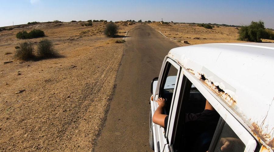 Desert India Sheepherd Travel Arid Climate Camel Car Day Desert Jaisalmer Land Vehicle Men Mode Of Transport Obrigado One Person Outdoors Rajasthan Real People Road Sand Sand Dune Sheep Sunset Thar Desert Transportation