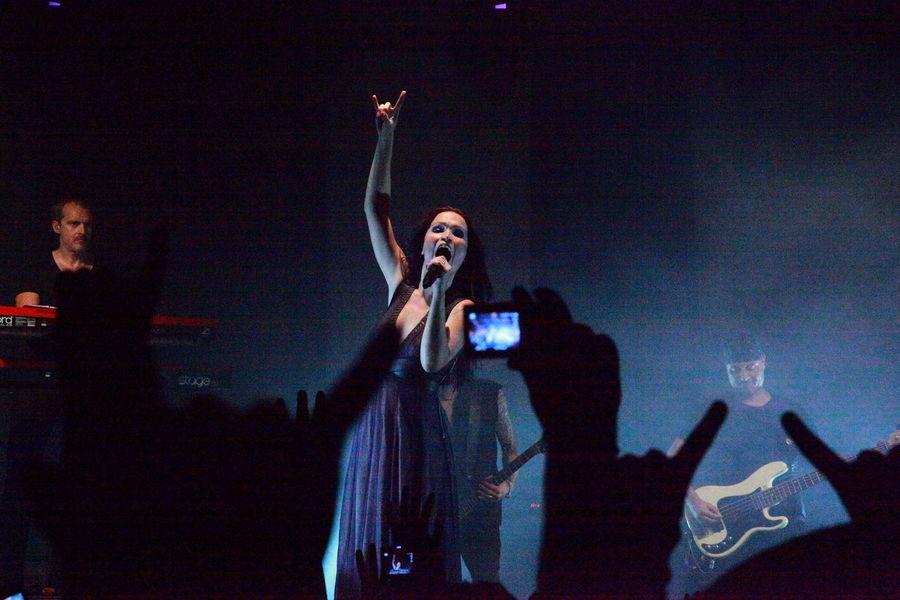 Concert Concert Photography Indoors  Music Music Photography  Night People Singer  Tarja Tarja Turunen