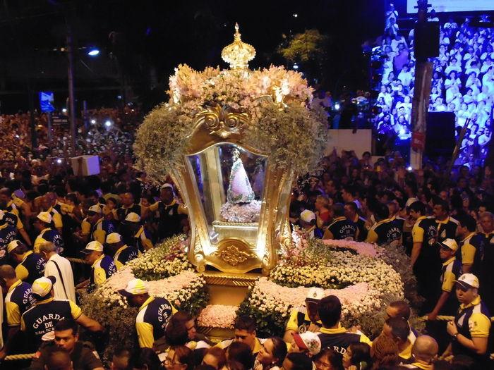 Amazon Belém Brazil Celebration CIRIO Illuminated Night Tradition