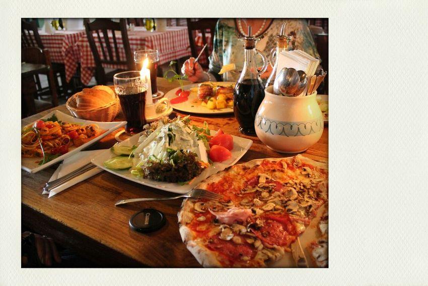 Italien restaurant Enjoying Life Restaurant Pizza Love Food Lover