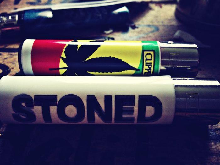 Stoned Clipper Cannabis High Life