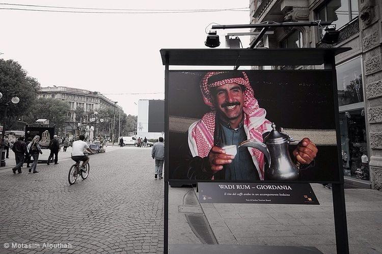 Arab In Italy ! 2009