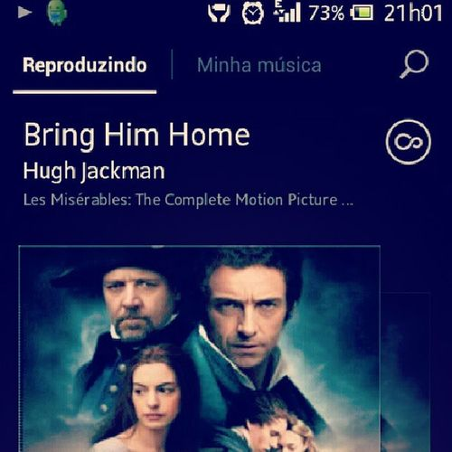 You can take, you can give, let him live, let him live. If I die, let me die. Lesmiserables Hughjackman Instasong Goodnight Bring Him Home