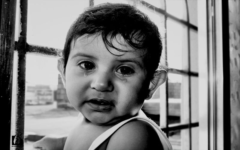 Photo Baby Crying وسسسن !