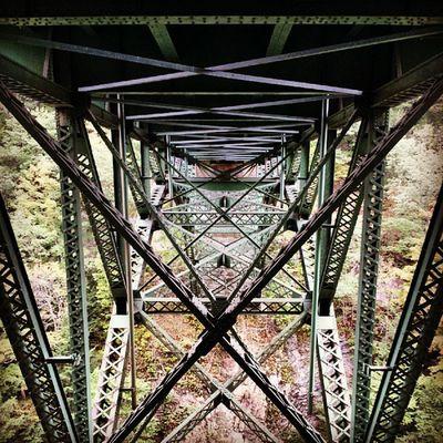 Quecheevt Bridge Vt Vtphoto vermont vermontbyvermonters outforadrive