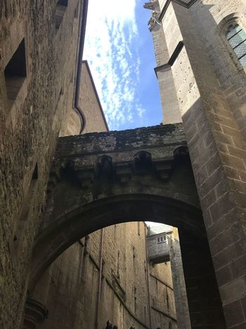 Architecture Built Structure History Low Angle View Arch Building Exterior Sky Old Ruin Ancient No People