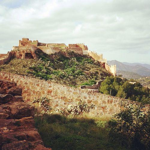 Castillo de Sagunto 2017 Castle No People Built Structure History Historical Place Historical Monuments Spain♥ Valencia, Spain Sagunt OldCastle First Eyeem Photo
