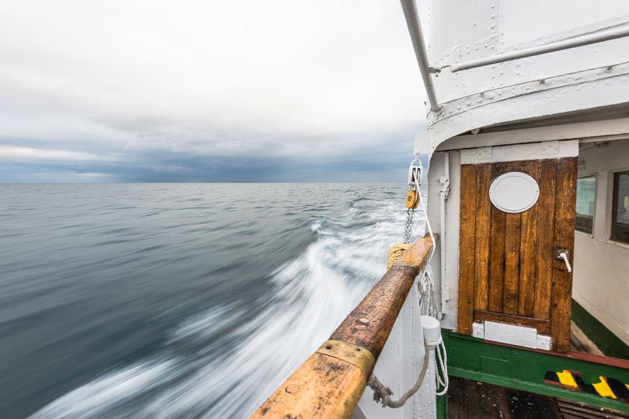 Boat Croatia Horizon Over Water Mali Lošinj My Commute My Commute-2016 EyeEm Photography Awards Nautical Vessel Rippled Scenics Sea Susak Water
