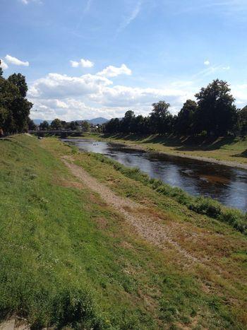 Murgtal River Water Salmon Fishing