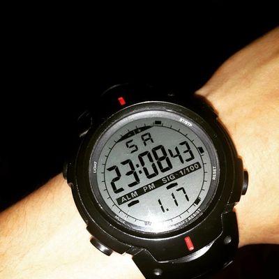 A is Mei Good clock^^