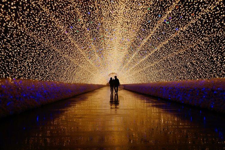 Corridor Illuminationphotography Nightphotography Japan Winter Mie First Eyeem Photo Rain Day Market Reviewers' Top Picks