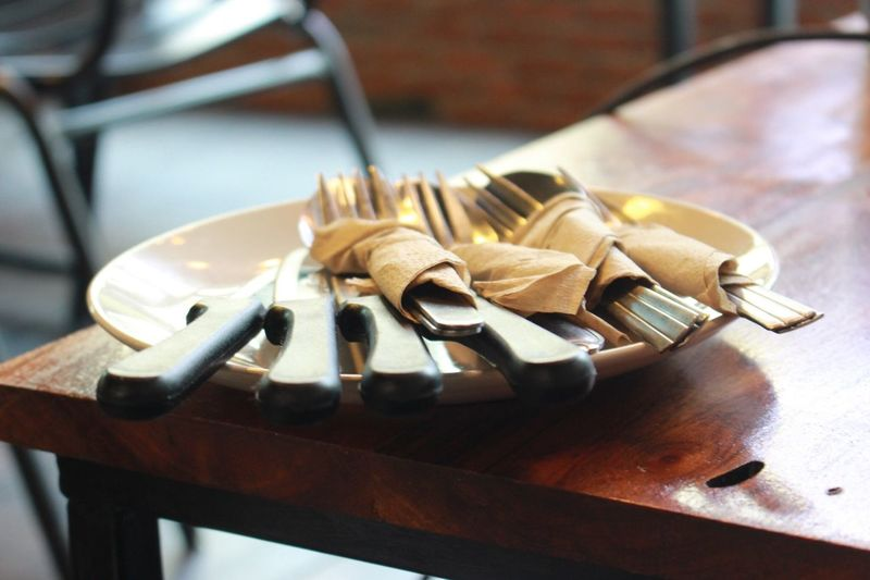 Meal Fork And