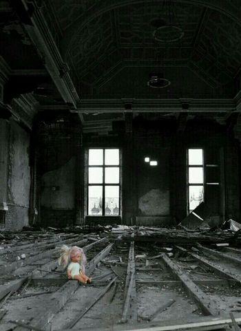 Solitary _ Gartloch Mental Asylum Glasgow  Abandoned Buildings Abandonedbuilding AbandonedHospital Mental Hospital  Insane Asylum Abandonedasylum Gartlochhospital Creepy Derelict & Abandoned #michelleoconnellphotography