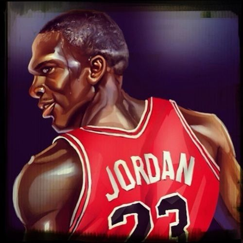 Happy 50th Birthday To The Greatest Of All Time! Michael Jordan