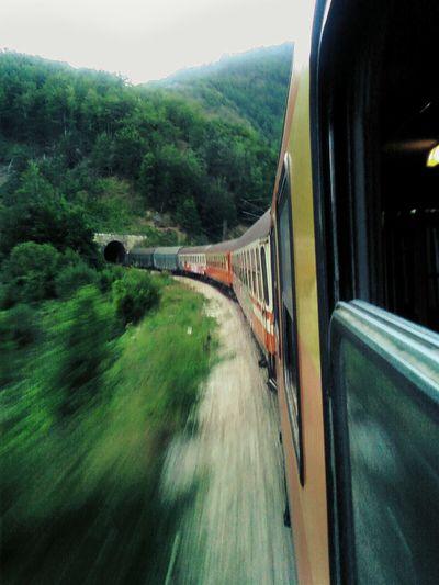 Train Train Photography Tunels Road Trip Srbija Serbia