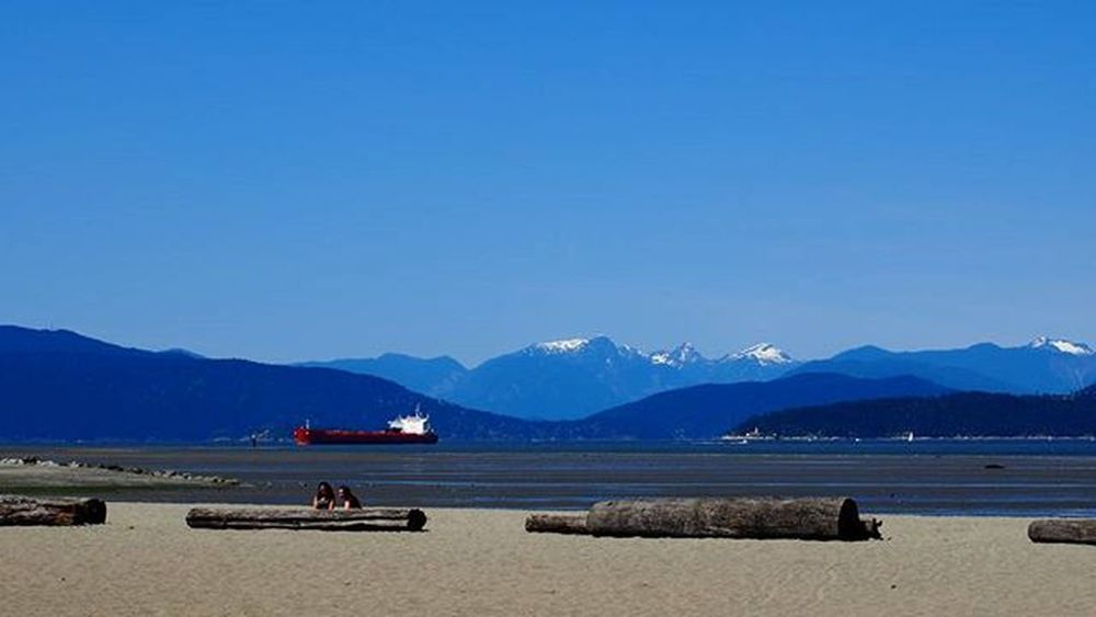 The view of North Vancouver from Jericho Beach, I grew to love the Oil Tankers that lived in the bay. _______________________________ Jerichobeachpark JerichoBeach Jericho Vancitybuzz Vancouver Vancityhype Vancity Beautifulbc Beach Beachlife Mountains Landscape Landscapelovers Landscape_captures Landscapes Ic_landscapes Travel Travelworld Travelcanada Bobcanada Travelgram Mytravelgram Instatravel Olympus Wanderlust