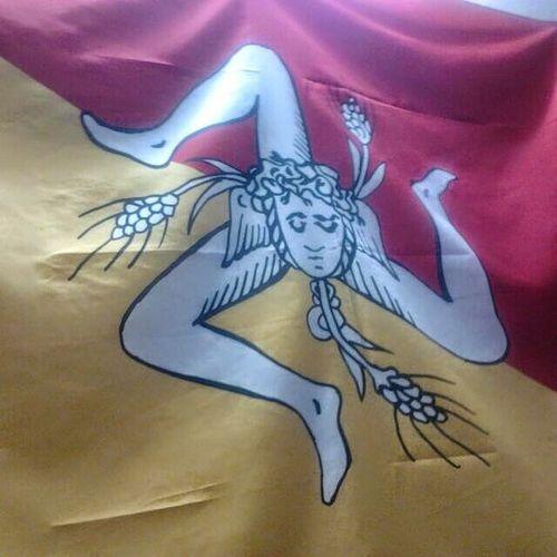 Trinacria Flag Ilovesicily Follow followme instagood instalike insta follow4follow
