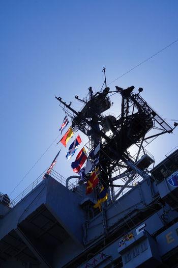 USS Midway Sandiego_ca Ussmidway California USA