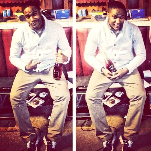 I was TurnUp for The New Years Party