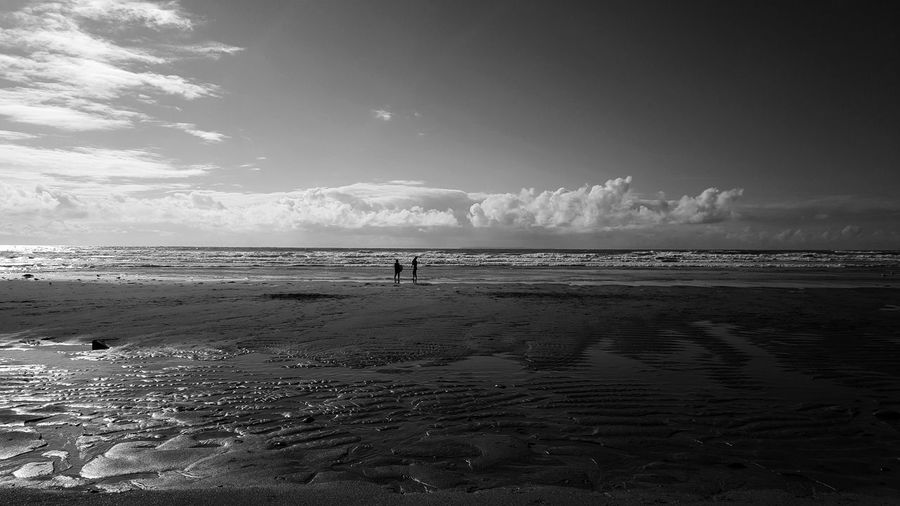 In search of relevance Beach Beach Photography Blackandwhite Mobile_photographer EyeEm Best Shots Minimal Sky Simplicity Landscape EyeEm Nature Lover People Photography Sea And Sky Sea View Seascape Seaside Serene Outdoors Serene Hello World Taking Photos