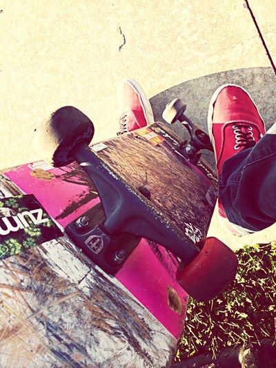 Skateboardingng Skate Life Vans IPhone 5S
