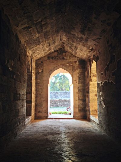 Arch Architecture Built Structure History Indoors  Travel Destinations Corridor